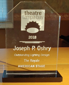 The Royale American Stage Theatre Tampa Bay - 2018