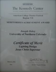 Jesus Christ Superstar - KCACTF Region VII MAA - UNCO - 2018